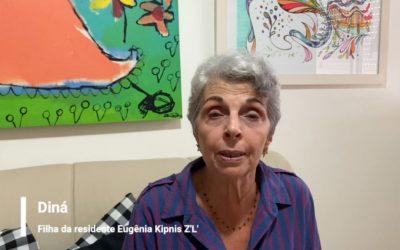 Relatos de experiência – Dina Kipnis Leibovitch