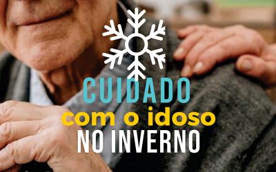 Cuidados com o idoso no inverno